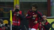 Sponda di Seedorf, tocco vincente di Pato: goal del Milan