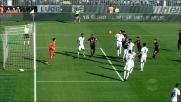 Goal di testa di Capuano, il Cagliari torna in vita contro la Fiorentina