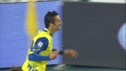 Al Bentegodi Sardo non sbaglia il goal del raddoppio per il Chievo