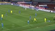 Wszolek si guadagna il cartellino giallo entrando come un treno su Mario Rui