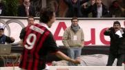Il colpo di testa di Inzaghi regala il pareggio al Milan contro il Napoli