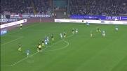 Mertens di prima intenzione colpisce il palo contro il Milan