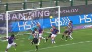 Goal vittoria di Heurtaux in Udinese-Fiorentina
