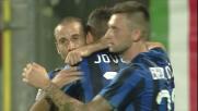 Jovetic gela il Carpi con un goal fortunoso