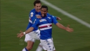 Il goal del definitivo 2 a 0 in Sampdoria-Cagliari è firmato Eto'o