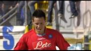 Hamsik beffa Muslera con un goal in pallonetto morbido