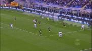 Handanovic respinge con una super parata il sinistro al volo di Di Gennaro in Inter-Cagliari!