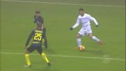 Handanovic si allunga e para il destro di Ciro Immobile!