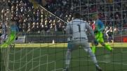 Handanovic smanaccia in angolo contro l'Udinese