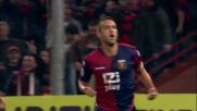 Jankovic segna alla Roma il goal del 2-0 per il Genoa