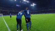 Primo goal italiano per Jeison Murillo a San Siro col Frosinone