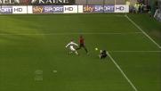 Ibarbo super: contropiede e pallonetto per il goal del raddoppio del Cagliari