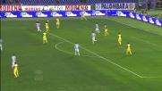 Hernanes contro il Chievo trova lo spazio ma il suo tiro è fuori