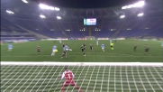 Hernanes segna un bellissimo goal centrando il sette della porta del Cesena