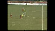 Pellissier strozza il destro contro il Livorno