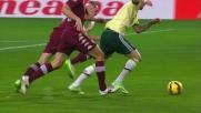 Glik vuole la maglia di Menez ma l'arbitro non è d'accordo: Rigore