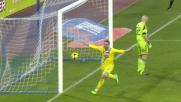 Higuain di testa porta in vantaggio il Napoli contro il Milan