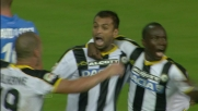Danilo in goal regala tre punti contro il Napoli