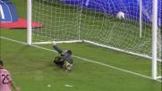 La prima rete della Lazio contro il Palermo è siglata Klose