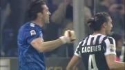 Buffon dice no a Calaiò dagli 11 metri: rigore parato!