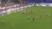 Marchetti esce con i pugni e respinge l'offensiva del Catania