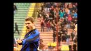 Vieri ringrazia Jugovic e raddoppia per l'Inter con l'Udinese