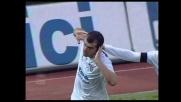 Girata di Pandev, Lazio in vantaggio sul campo del Livorno