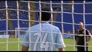 All'Olimpico Kjaer salva un goal già fatto dalla Lazio con Cruz