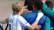 Biglia fa goal su rigore e porta in vantaggio la Lazio a Cagliari