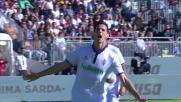 Kalinic firma il goal del poker della Fiorentina al Sant'Elia!
