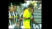 Zebina lascia la Juventus in dieci a Cagliari