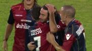 Conti, altro goal in carriera contro la Roma