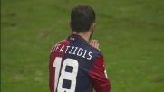 Fetfatzidis prova la magia ma Handanovic si oppone