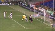 Paletta sbaglia porta e regala un goal al Genoa