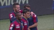 Iago Falque porta in vantaggio il Genoa contro il Parma
