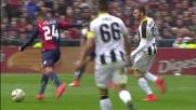 Iago Falque sfiora un gran goal contro l'Udinese: la palla esce di un soffio!