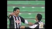 Iaquinta anticipa Casazza: Udinese in goal