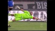 Iaquinta esplode il destro di prima, ma trova il palo in Udinese-Parma