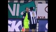 Iaquinta si mangia un goal contro il Chievo
