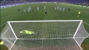 Iaquinta su rigore realizza la rete di un clamoroso 0-2 del Cesena ai danni della Lazio