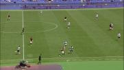 Ibarbo prova il doppio passo contro il Genoa ma perde la palla
