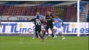 Robinho gela il San Paolo con il goal del vantaggio rossonero