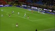 Ibrahimovic aggancia il pallone sontuosamente contro il Catania