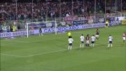 Ibrahimovic centra il palo su rigore in Cesena-Milan