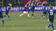 Ibrahimovic di tacco prova a stupire San Siro nel derby