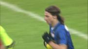 Ibrahimovic-goal, l'Inter pareggia contro il Cagliari a San Siro
