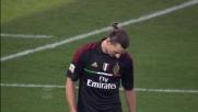 Ibrahimovic, problemi di controllo all'Olimpico