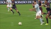 Un gran goal di Floccari regala il pareggio alla Lazio contro il Milan