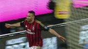 Il bolide del difensore Rami rimette in corsa il Milan contro il Torino