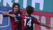 Il bolide di Milanetto permette al Genoa di pareggiare momentaneamente con l'Udinese